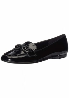 Bandolino Footwear Women's Flavia Loafer   Medium US