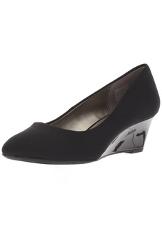Bandolino Footwear Women's FRANCI Pump black