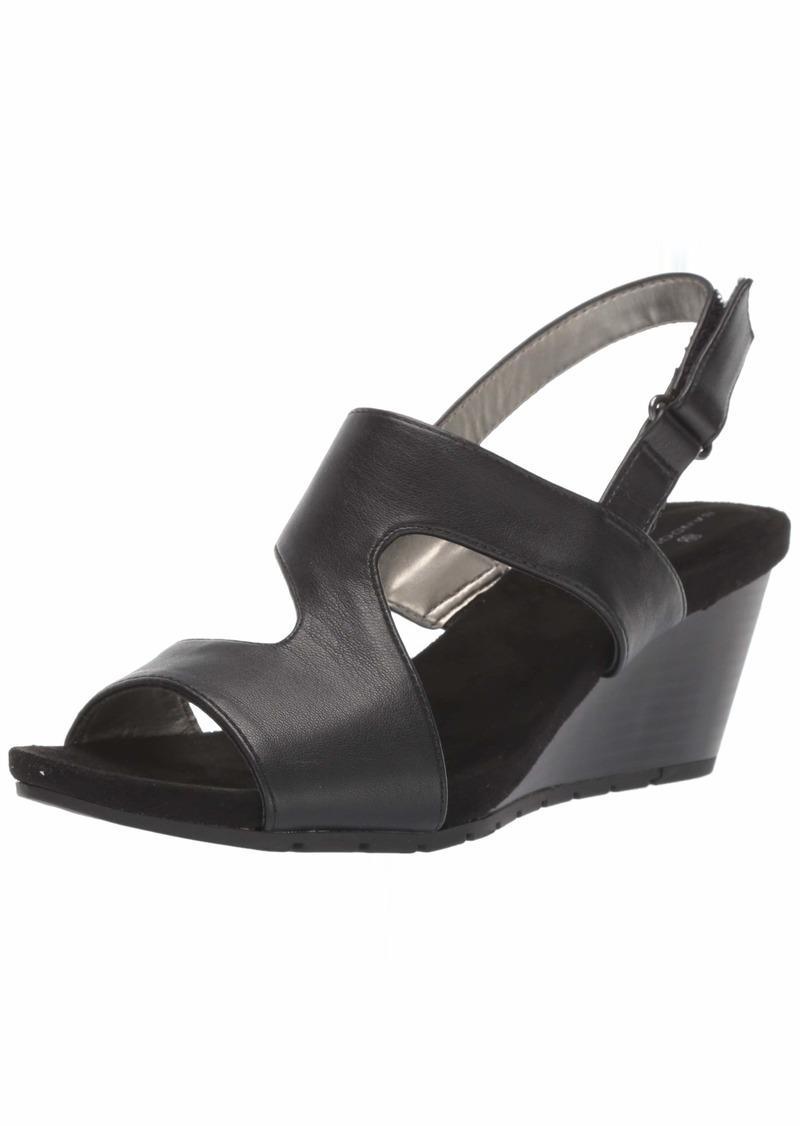 Bandolino Footwear Women's GANNET Wedge Sandal