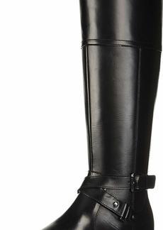 Bandolino Footwear Women's Jimani Wide Calf Knee High Boot Black  M US