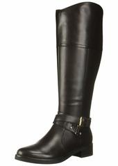 Bandolino Footwear Women's Jimani Wide Calf Knee High Boot Tartufo  M US