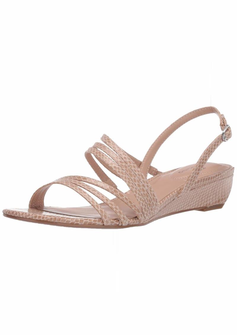 Bandolino Footwear womens Tilly Heeled Sandal   M