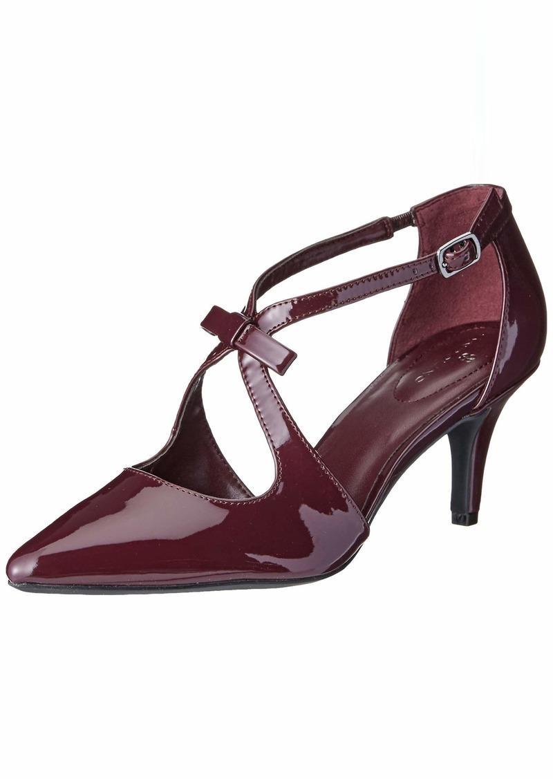 Bandolino Footwear Women's ZEFFER Pump Sangria  Medium US