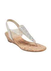Bandolino Gabe Wedge Sandal (Women)