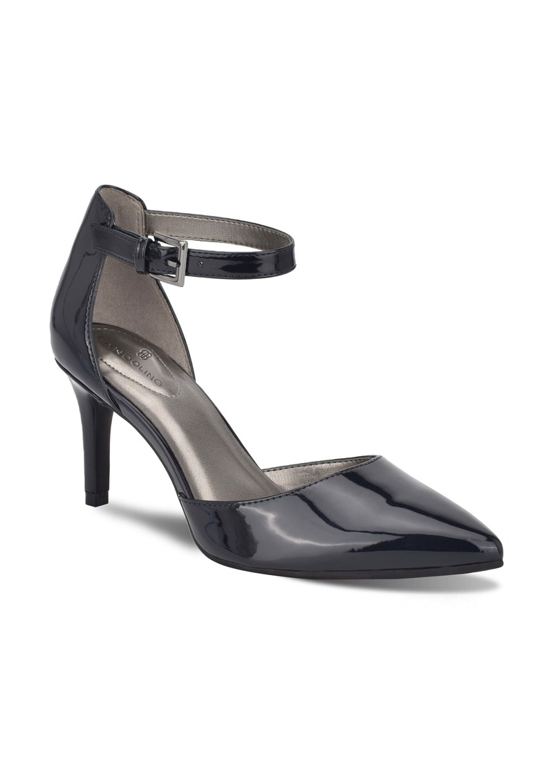 Bandolino Ginata Pointed Toe Ankle Strap Pump (Women)