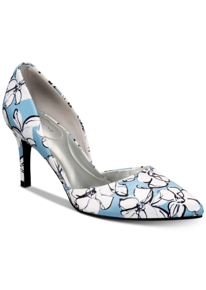 Bandolino Grenow D'Orsay Pumps Women's Shoes
