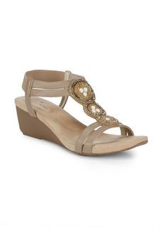Bandolino Harman Embellished Sandals
