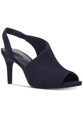 Bandolino Jasmine Peep Toe Slingback Sandals Women's Shoes