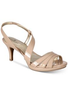 Bandolino Kadshe Platform Dress Sandals Women's Shoes
