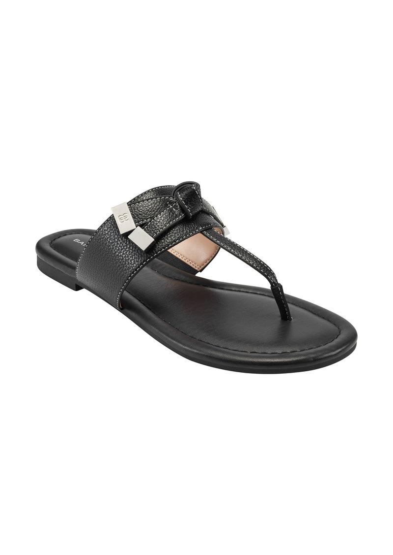 Bandolino Katia T-Strap Flip Flop (Women)