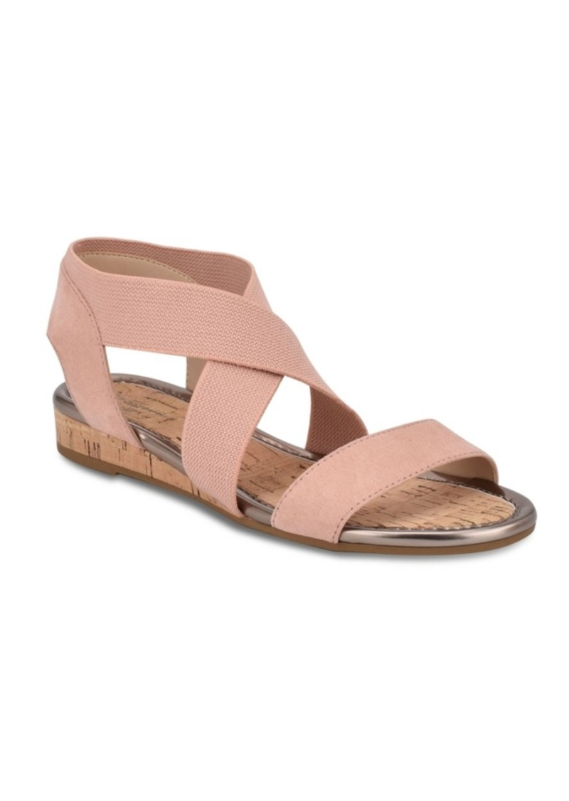 Bandolino Kenly Low Wedge Sandal Women's Shoes