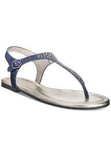Bandolino Kyrie Embellished Flat Sandals Women's Shoes