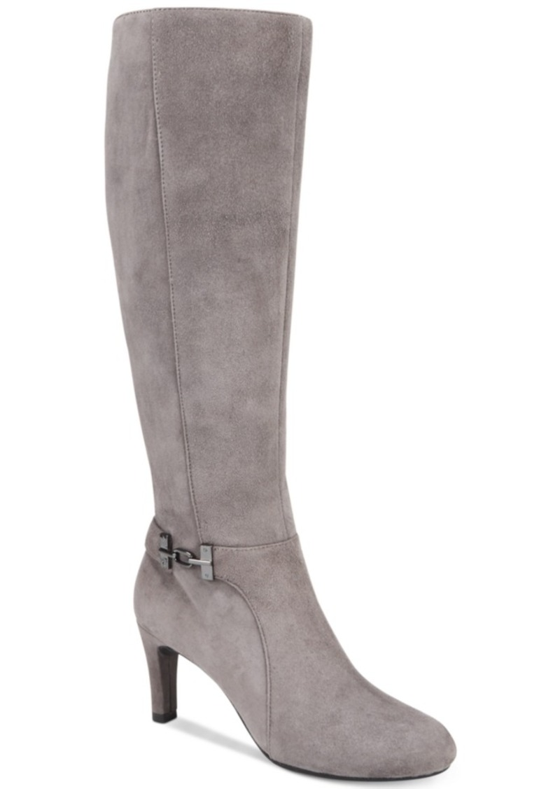 4c65c6b6640 Bandolino Bandolino Lamari Wide-Calf Dress Boots