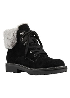 Bandolino Lauria Lace Up Hiker Booties Women's Shoes