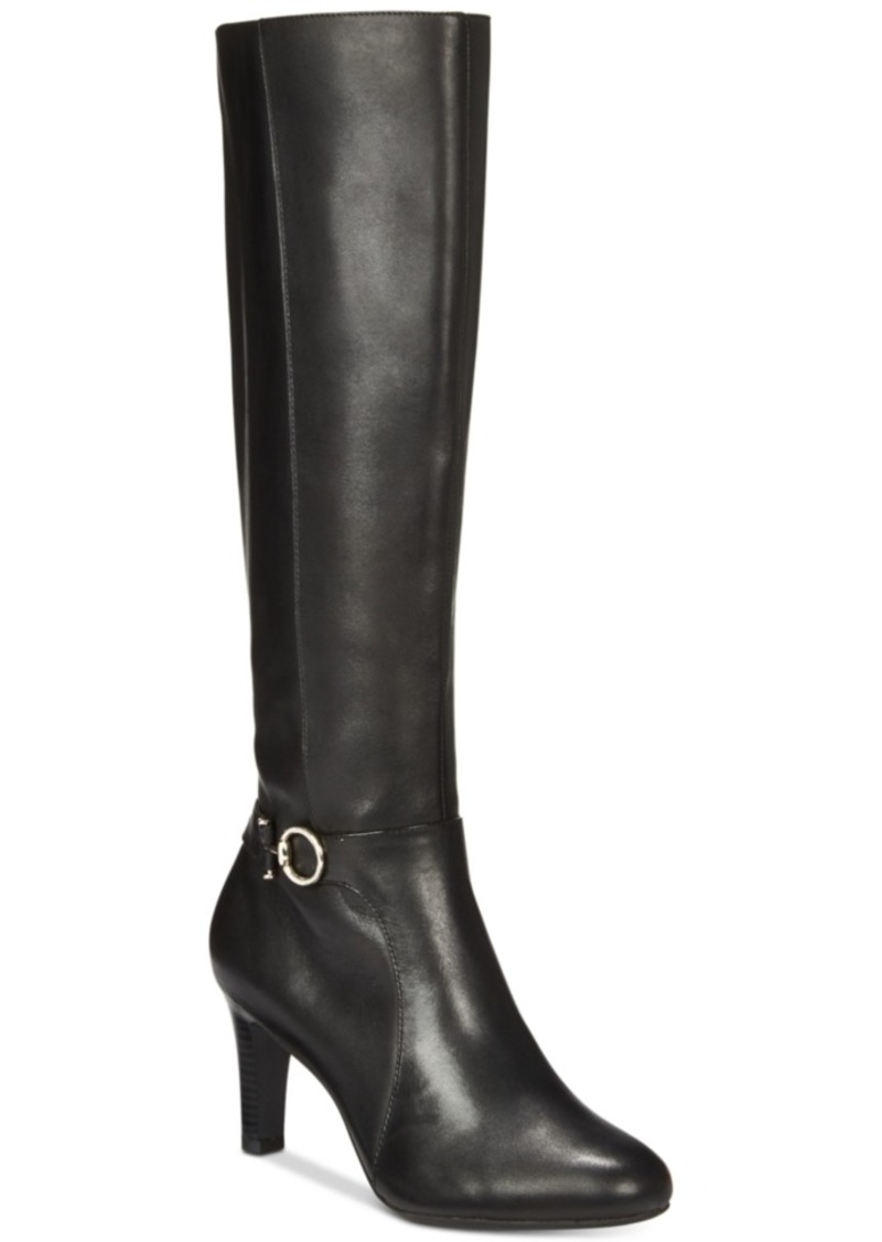 Bandolino Lella Dress Boots, Created for Macys Women's Shoes
