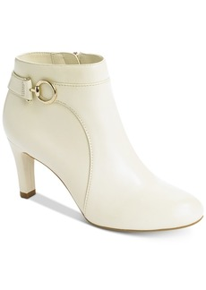 Bandolino Longo Ankle Booties Women's Shoes