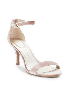 Bandolino Madia Velvet Sandals