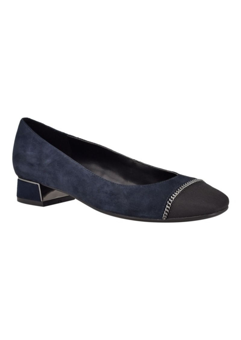 Bandolino Monaco Women's Cap Toe Flats Women's Shoes