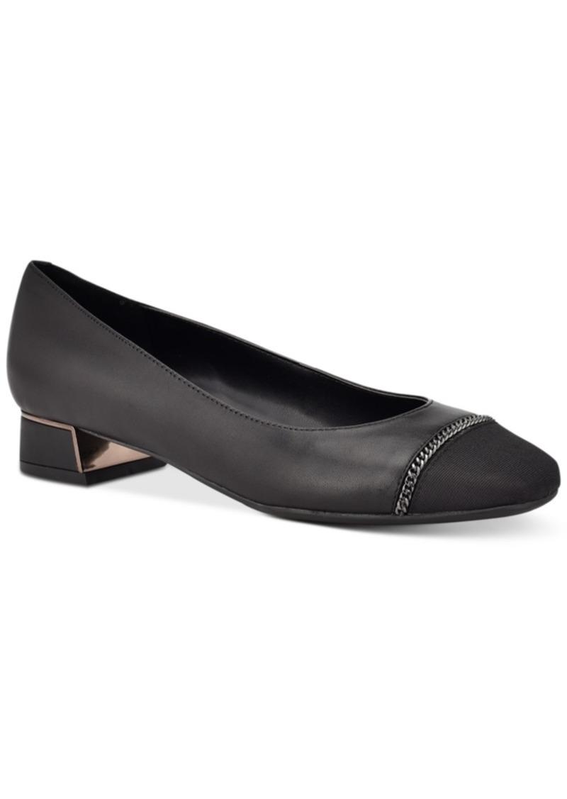 Bandolino Monaco Women's Cap Toe Flats Women's Shoes