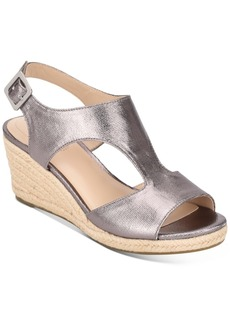 Bandolino Natasha Espadrille Wedge Sandals Women's Shoes