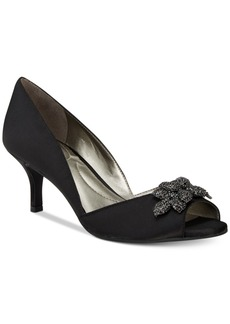 Bandolino Niella Peep-Toe Pumps Women's Shoes
