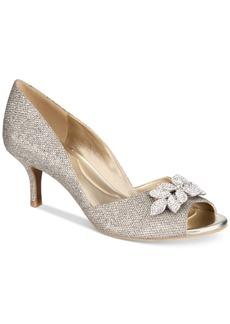 Bandolino Niella Peep-Toe Pumps Women's Shoes