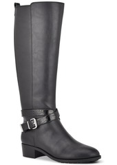 Bandolino Noles Riding Boots Women's Shoes