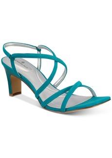 Bandolino Obex Slip-On Strappy Sandals Women's Shoes