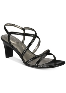 Bandolino Obexx Slip-On Strappy Sandals Women's Shoes