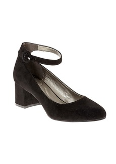 "Bandolino® ""Odear"" Ankle Strap Block Heel Pumps"