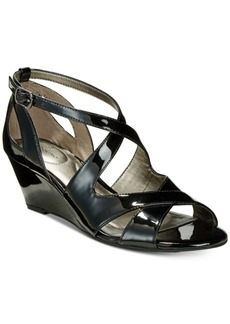 Bandolino Omit Wedge Sandals Women's Shoes