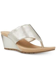 Bandolino Sarita Slip-On Wedge Sandals Women's Shoes