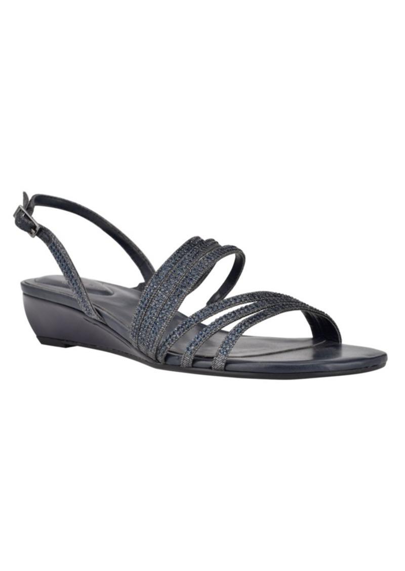 Bandolino Tillya Women's Strappy Embellished Sandals Women's Shoes