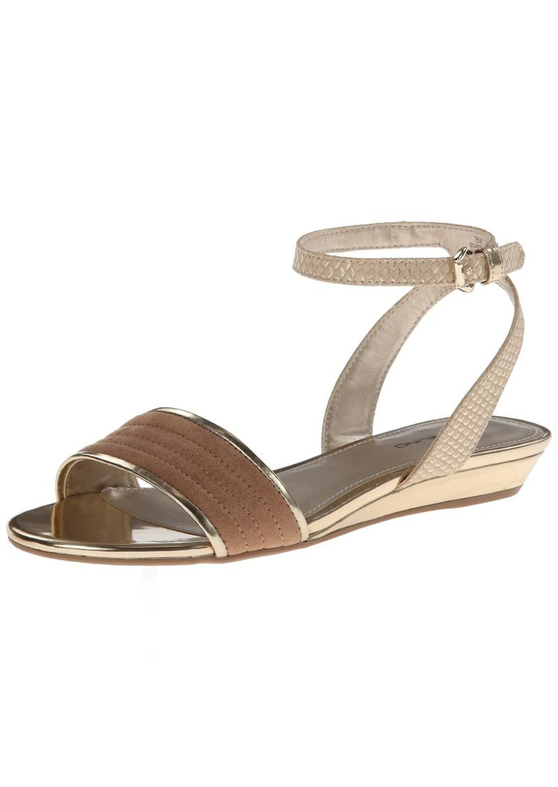 Bandolino Women's Adecyn Synthetic 1 Dress Sandal