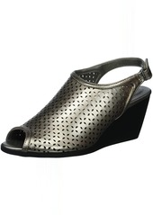 Bandolino Women's APELA Wedge Sandal   M US