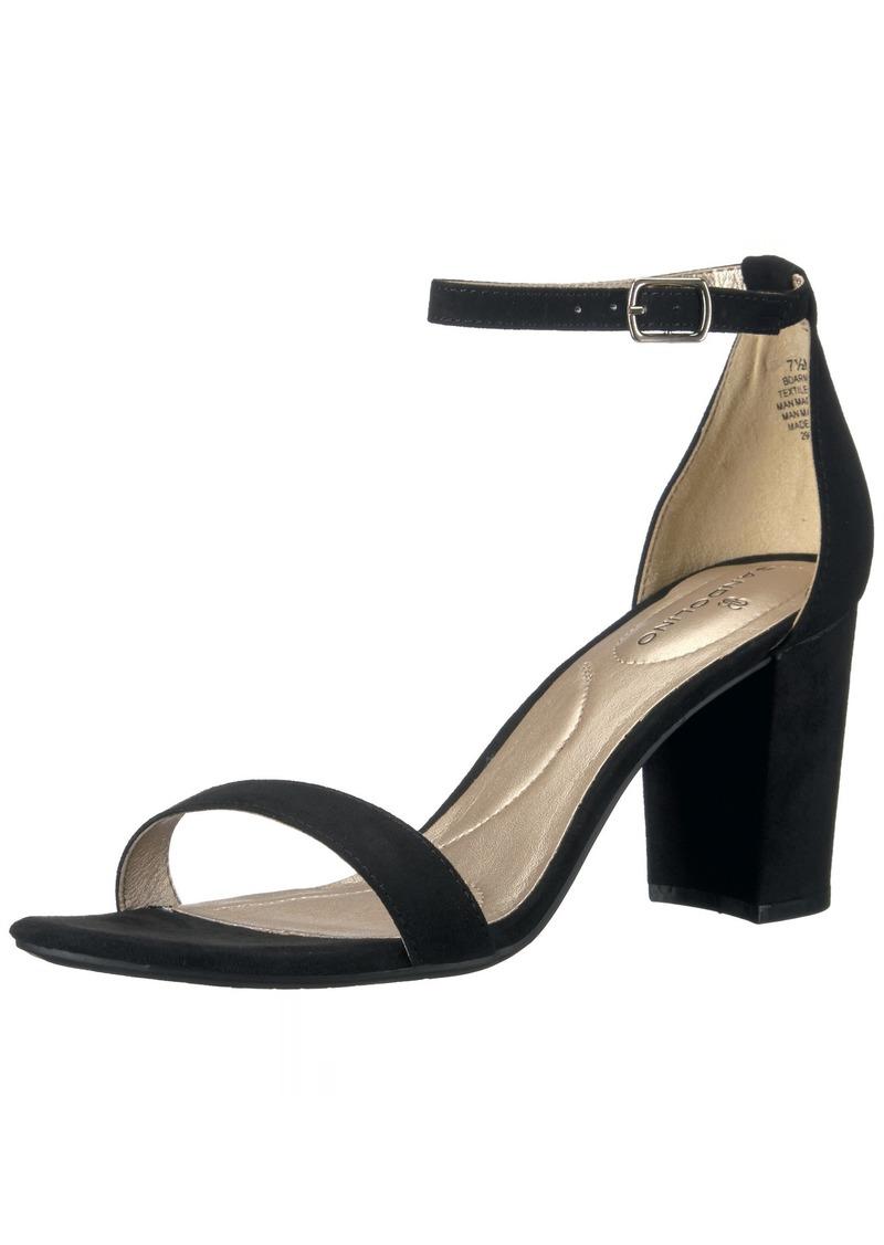 Bandolino Women's ARMORY Heeled Sandal black 010