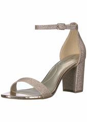 Bandolino Women's Armory Heeled Sandal   Medium US