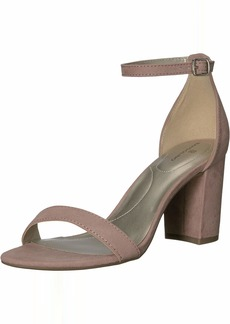 Bandolino Women's Armory Heeled Sandal   Medium US