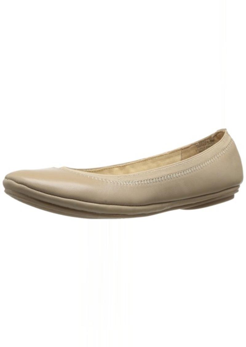 Bandolino Women's Edition Leather Ballet Flat