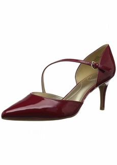 Bandolino Women's Galan Pump Rossy red  M US