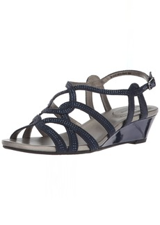 Bandolino Women's Galtelli Wedge Sandal   M US