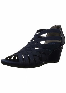 Bandolino Women's GILLMIRO Wedge Sandal   M US