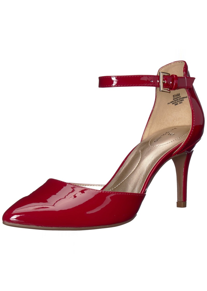 Bandolino Women's Ginata Pump Rosy red
