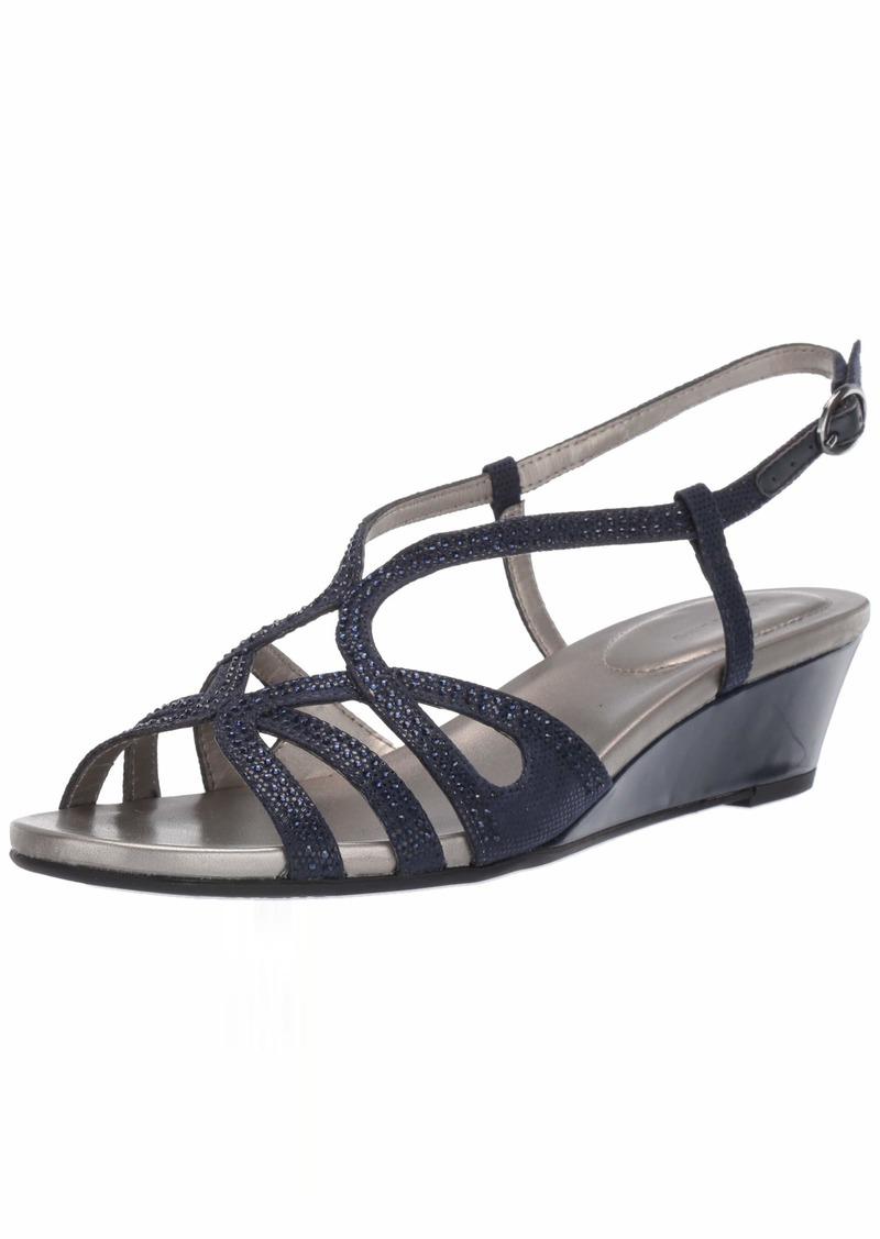 Bandolino Women's Gyala Wedge Sandal