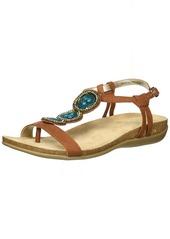 Bandolino Women's HAMPER Sandal malt