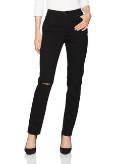 Bandolino Women's Mandie Slim 5 Pocket Jean
