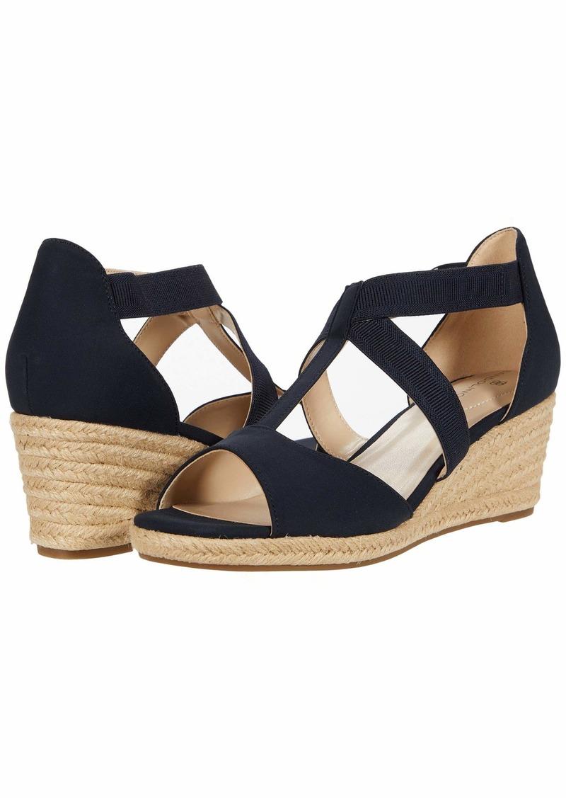 Bandolino Women's Novana Wedge Sandal