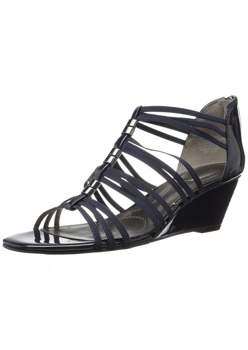 Bandolino Women's Oleander Wedge Sandal