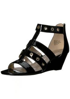 Bandolino Women's Olegga Wedge Sandal  9 M US