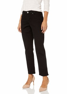 Bandolino Women's Petite Mandie 5 Pocket Jean  8P